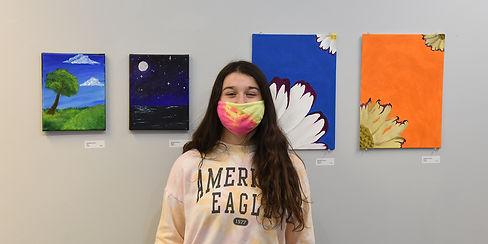 Natalie Frasca, Exchange Gallery, Bloomsburg PA