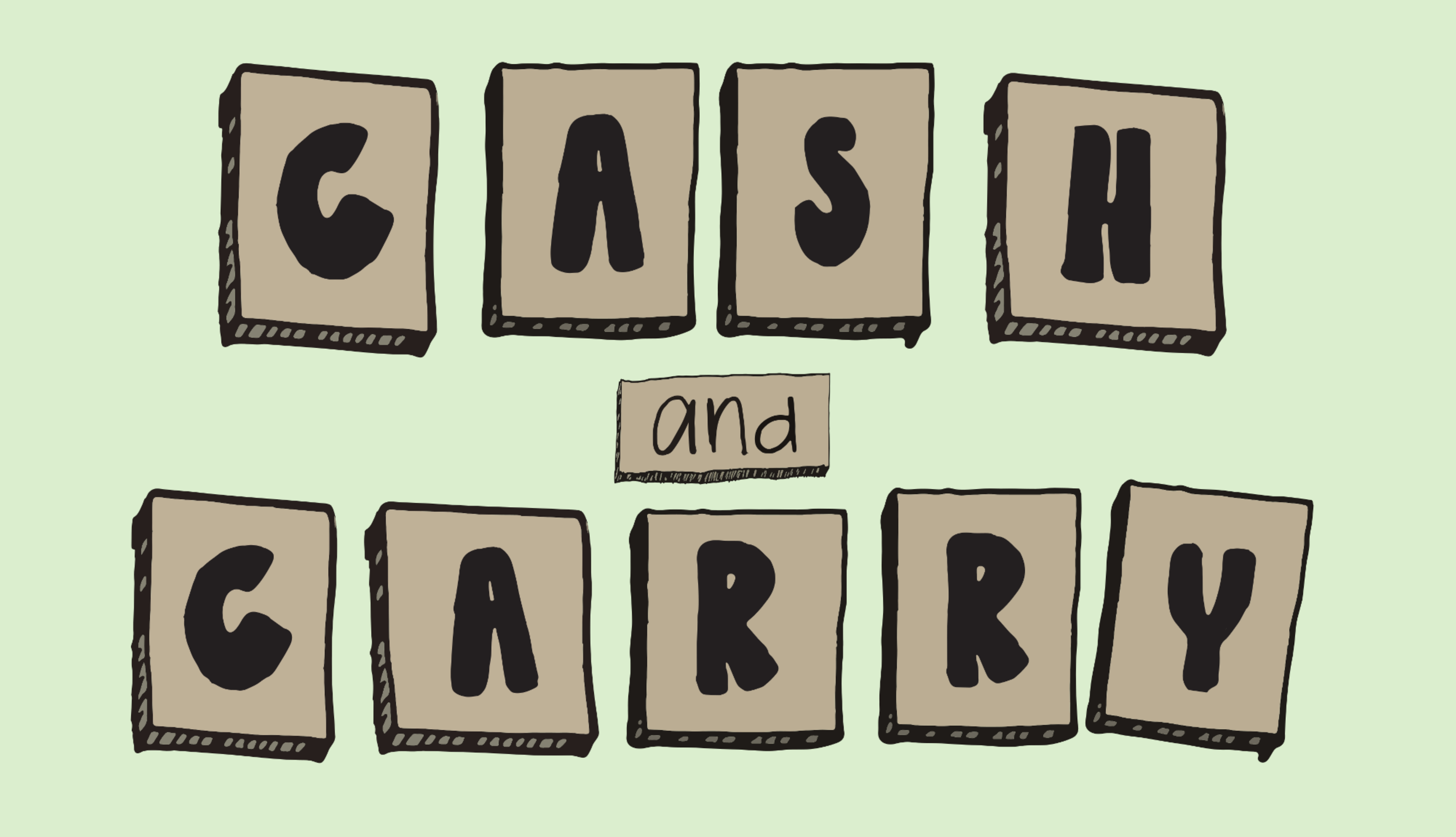 CashNCarry FB event