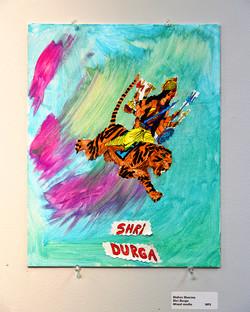 Mahesh Sharma -- Shri Durga