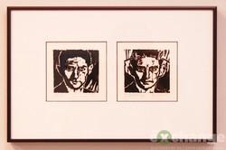 Alden Schwarz -- Kafka . . . and his Doppelganger