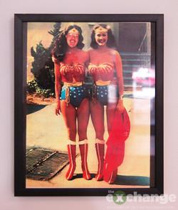 Chris Mathias -- Wonder Woman's Stunt Double