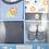 Thumbnail: Set 4 piezas 100% Algodón