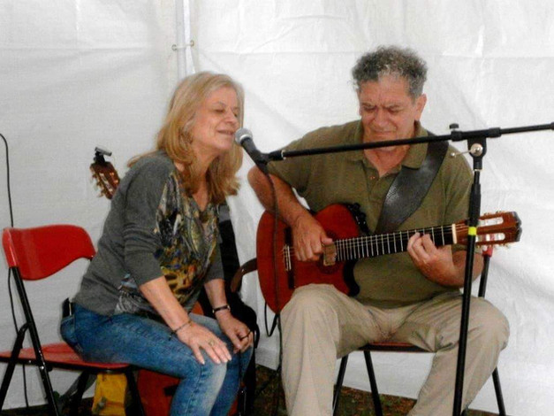 Silvia Christoph & Carlos Mieres