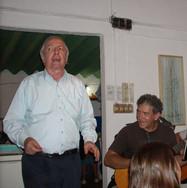 Daniel Viglietty y Carlos Mieres