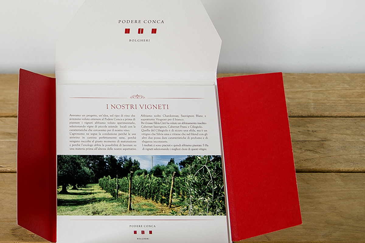 Brochure Wine vino top level