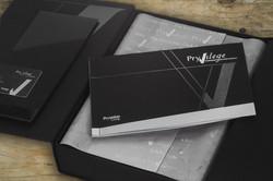 packaging lusso tessuto e plexiglas luxury pack fabrics and plexiglas