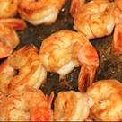 Sous Vide Shrimp - Larry Pile