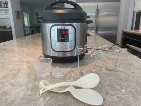 Susan Mecca's favorite Instant Pot Recipe Links to other websites