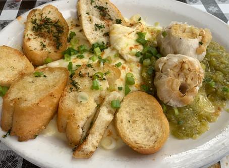Roasted Garlic Santa Fe