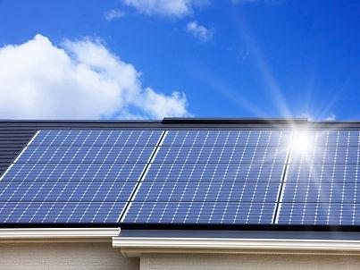日本環境設備(株)太陽光工事例