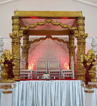 Golden Devdas Mandap - Sitar Hall Wolver