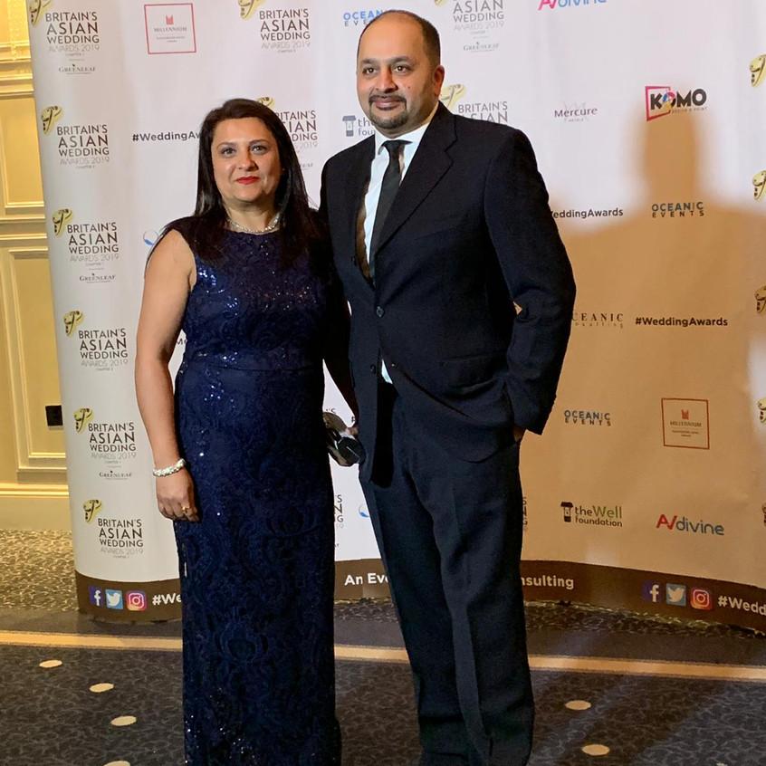 2019 British Asian Wedding Awards 2
