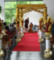 Golden Devdas Mandap - The Sadler Buildi