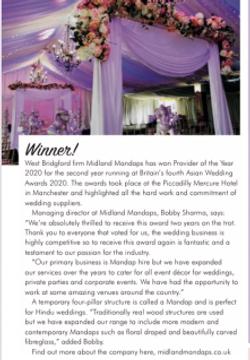 Your East Mids Wedding