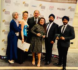 2020 Britain's Asian Wedding Awards