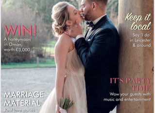 MEDIA COVERAGE - Your East Midlands Wedding | West Bridgford Wire | Nottingham Local News...