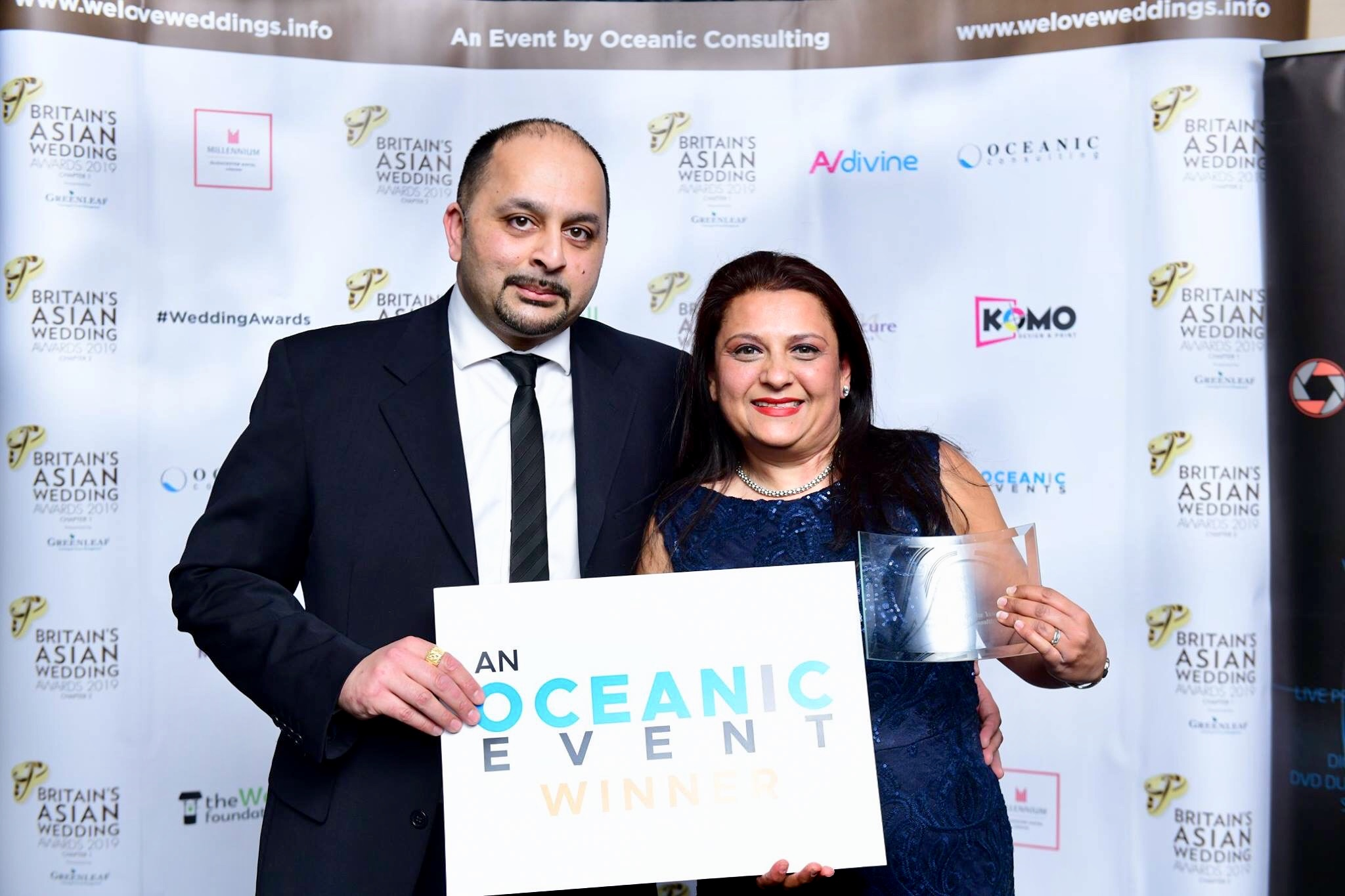 2019 Britain's Asian Wedding Awards