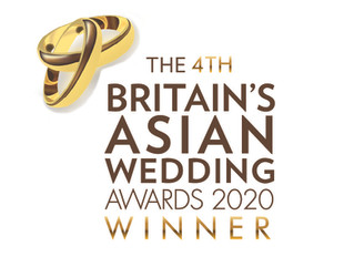 2020 Britain's Asian Wedding Awards Photo Gallery - Oceanic Consulting Event