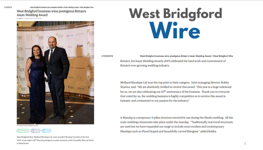 West Bridgford Wire