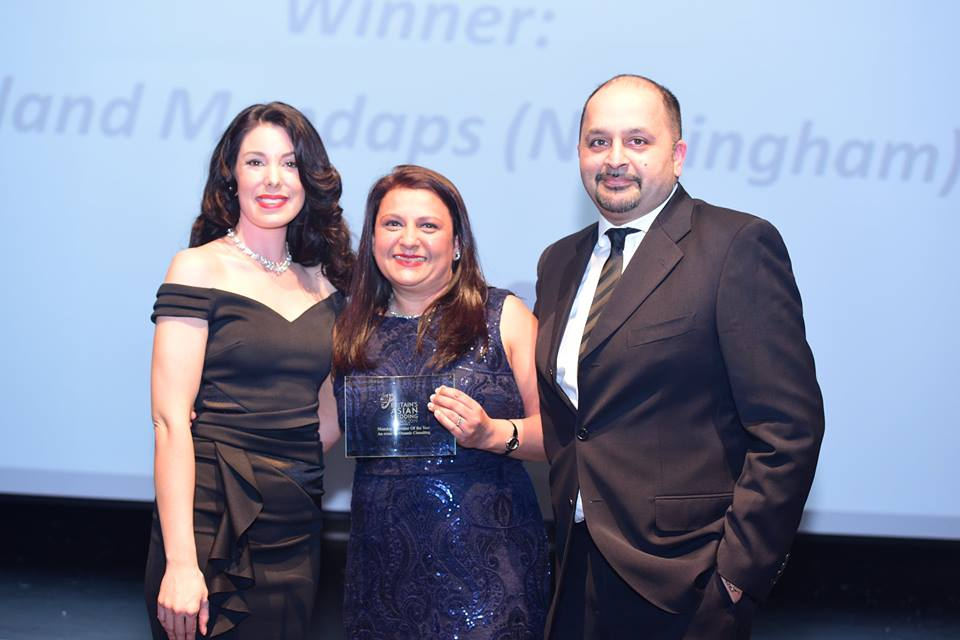 Midland Mandaps Ltd win Award