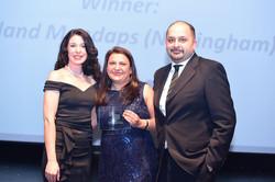 Midland Mandaps Ltd win Award