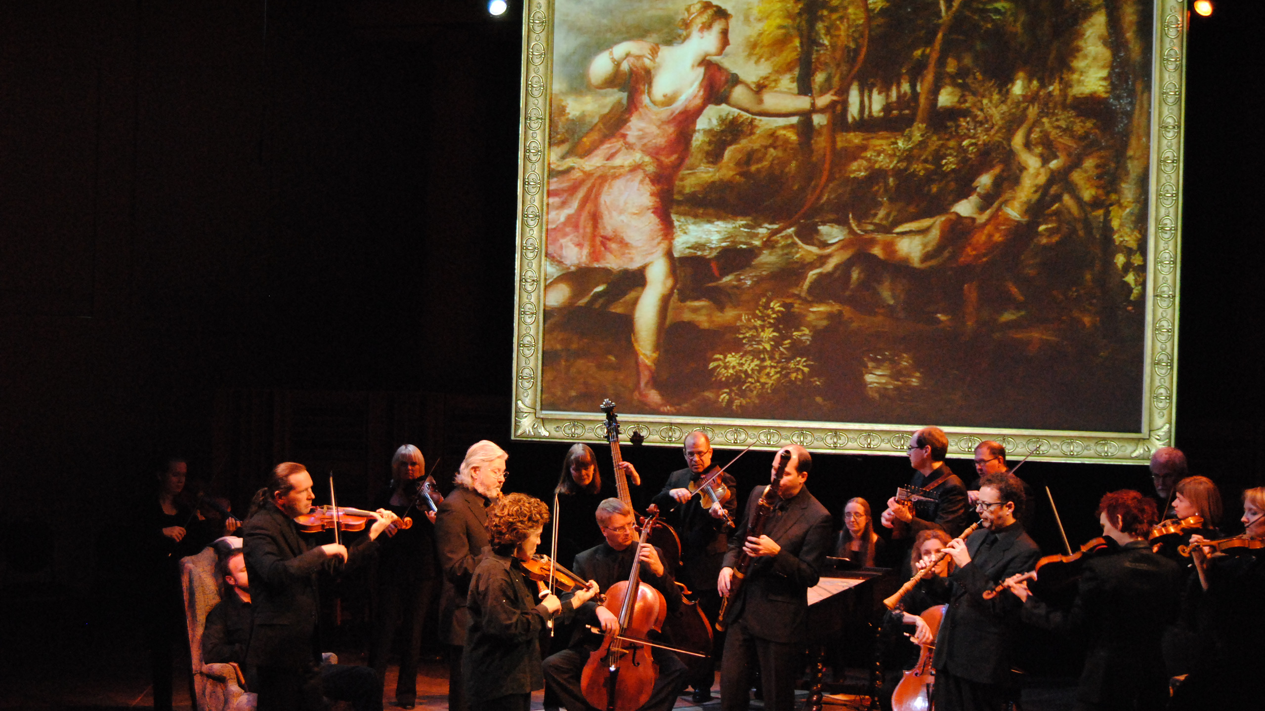Tafelmusik-Titian