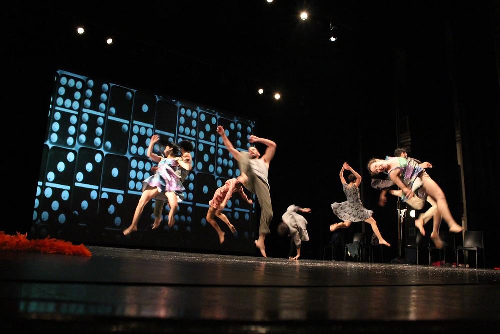 Memory Wax and Danza Teatro Retazos