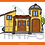 Thumbnail: Rooms of the house 1 (color flashcards)