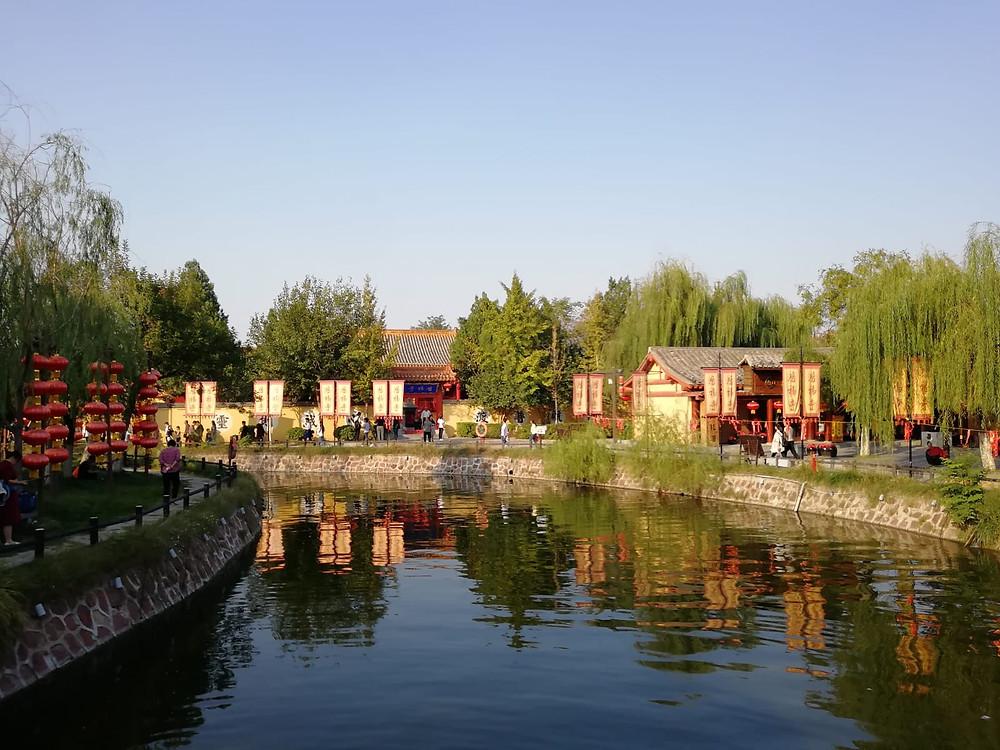 Ruta histórica en Kaifeng