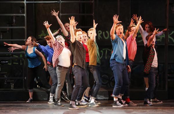 West Side Story. Foto de Tim Matheson