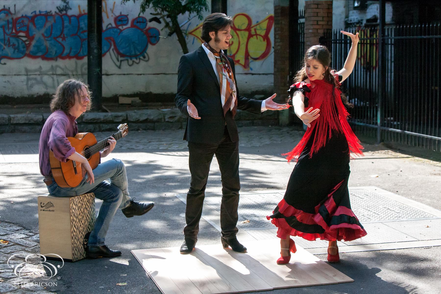 Toque Flamenco