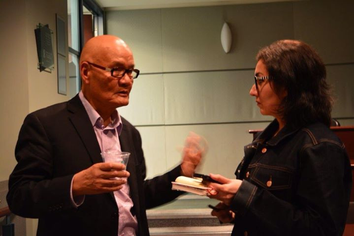 Conversando con Zheng Shengtian