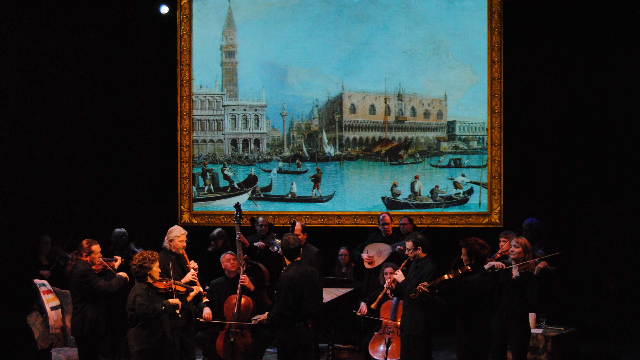Tafelmusik-Canaletto