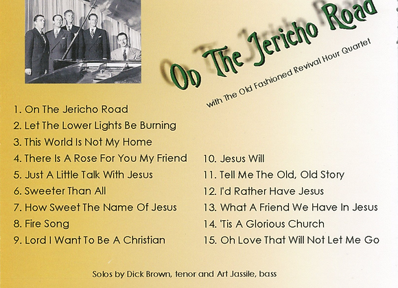 On the Jericho Road by the OFRH Quartet