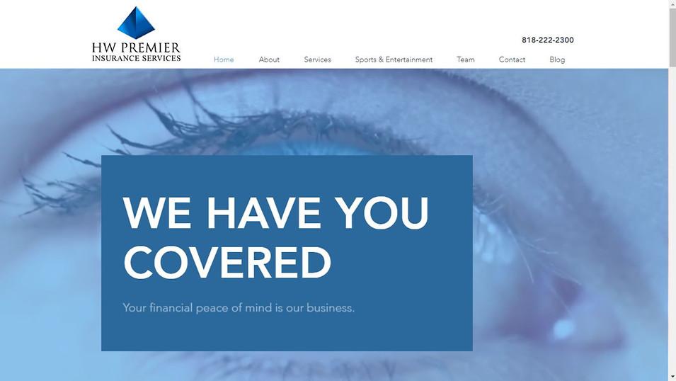Corporate Design | Life Insurance