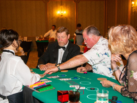 Save the Date for Casino for a Cause