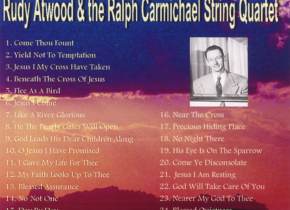 Rudy Atwood & The Ralph Carmichael String Quartet