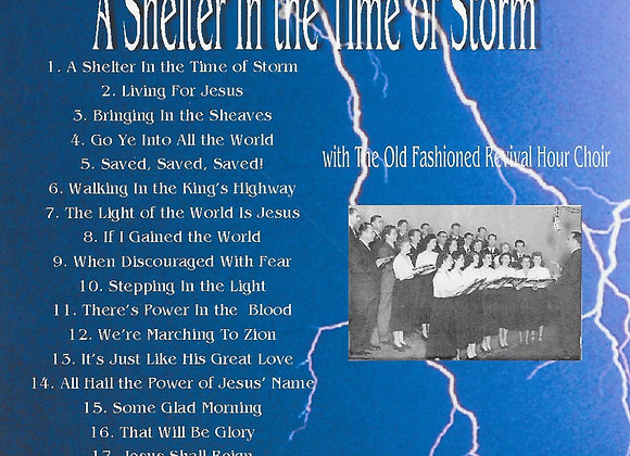 A Shelter In the Time  of Storm by the OFRH Choir