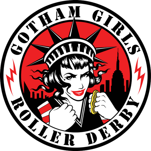 Gotham Girls Roller Derby LOGO.png
