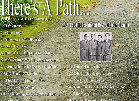 There's a Path by The OFRH Quartet