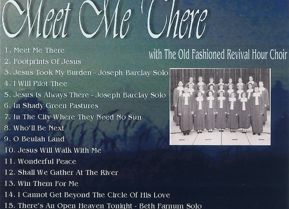 Meet Me There by OFRH Choir