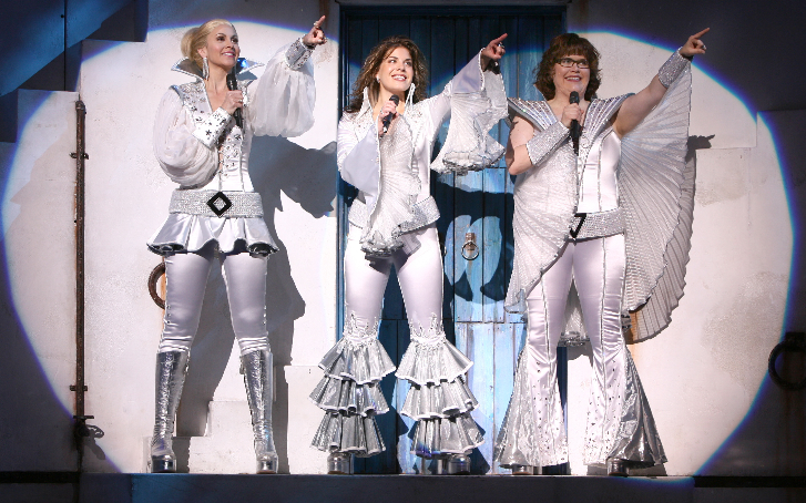 """Mamma Mia!"" - Super Trouper"