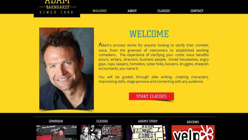 Comedian & Classes