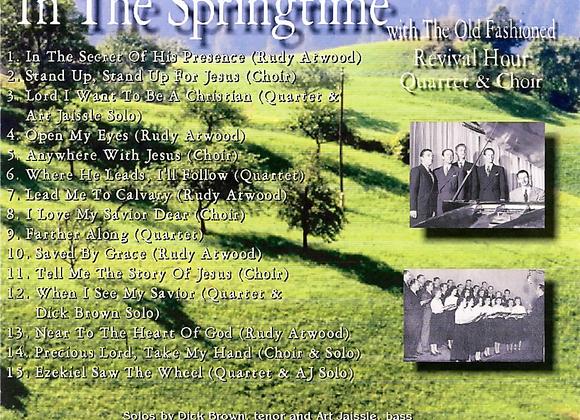 In The Springtime by OFRH Quartet and Choir