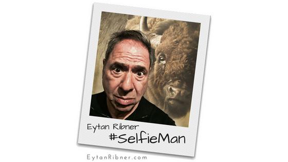 Selfie Man - Music by Eytan Ribner #selfieman
