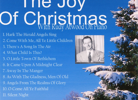 The Joy of Christmas with Rudy Atwood on Piano