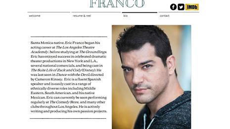 Casting Site | Actor
