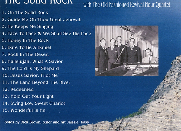 The Solid Rock by The OFRH Quartet