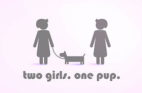 two girls one pup comedy