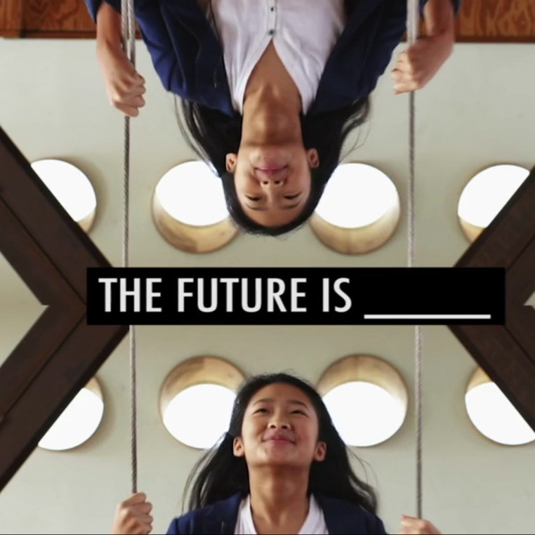 The Future Is Female PSA - Evan O'Brien and Kristyna Archer